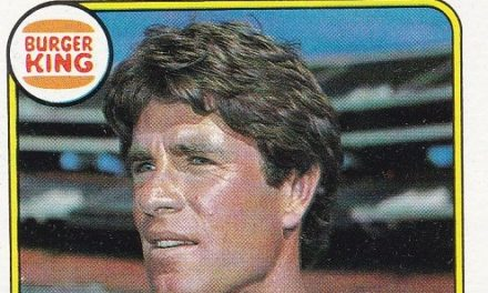 Id Give My Foote For A 1982 Topps Kmart Maury Wills Baseball Card