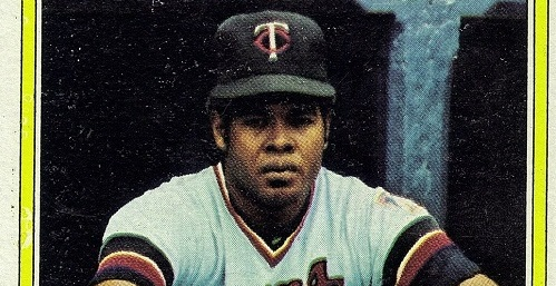 And 1981 Topps Al Williams Shall Be First … Maybe
