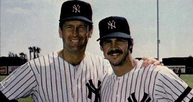 Hope — and Palm Trees — Spring Eternal on 1982 Donruss Yankee Winners
