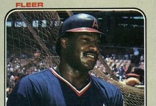 1983 Fleer Don Baylor Always Brings the Heat of Summer