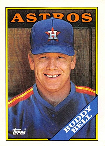 1988 Topps Traded Buddy Bell