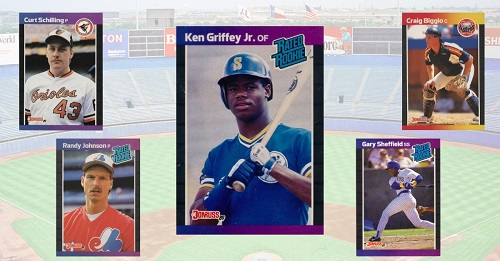 1989 Donruss Baseball Cards Which Are Most Valuable Wax Pack Gods