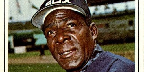 Always and Forever with the 1977 Topps Minnie Minoso Record Breaker Card