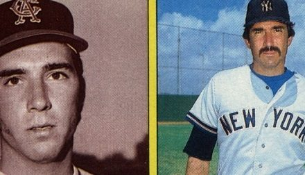1983 Topps Super Veteran Dave LaRoche Spurred a Storm-y Trade