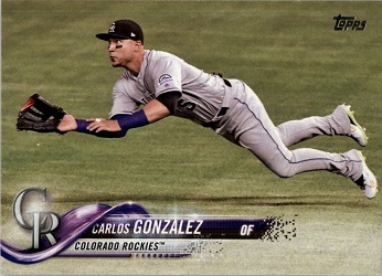 Carlos Gonzalez Channels Ellis Burks in Move to Cleveland
