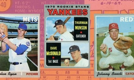 1970 Topps Baseball Cards — Which Are Most Valuable?