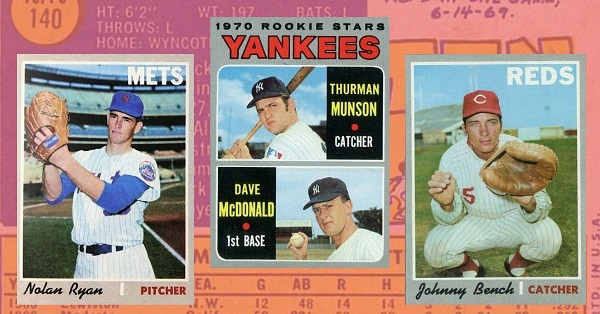 1970 Topps Baseball Cards Which Are Most Valuable Wax