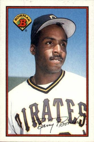 1989 Bowman Barry Bonds (#426)