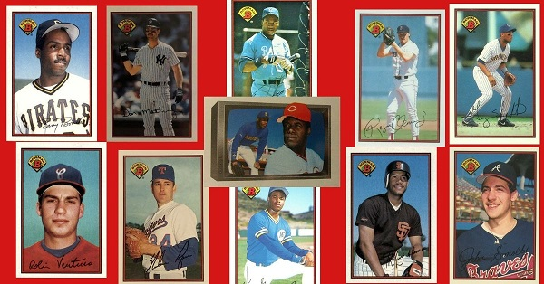 1989 Bowman Baseball Cards 11 Most Valuable Wax Pack Gods
