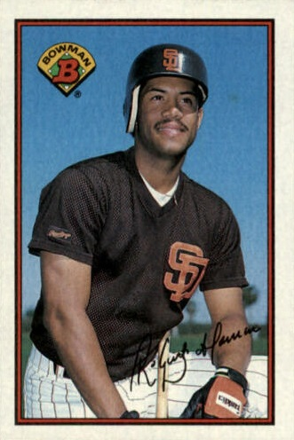 1989 Bowman Roberto Alomar (#458)