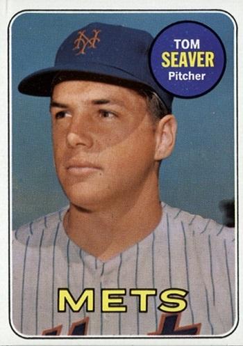 1969 Topps Tom Seaver