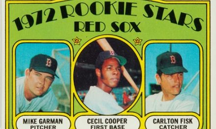 1972 Topps Baseball Cards – 10 Most Valuable