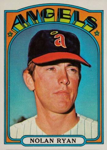 1972 Topps Nolan Ryan