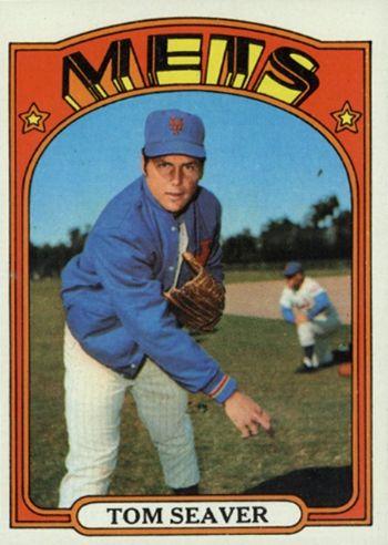 1972 Topps Tom Seaver