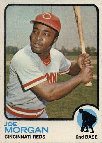 1973 Topps Joe Morgan