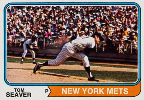1974 Topps Tom Seaver