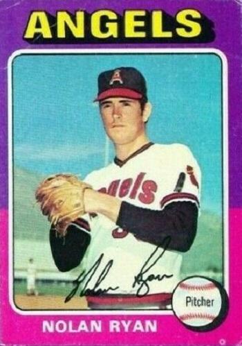 1975 Topps Nolan Ryan