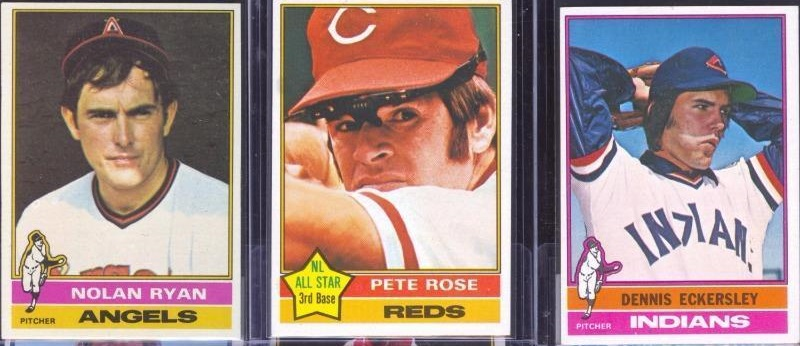 1976 Topps Baseball Cards 11 Most Valuable Wax Pack Gods