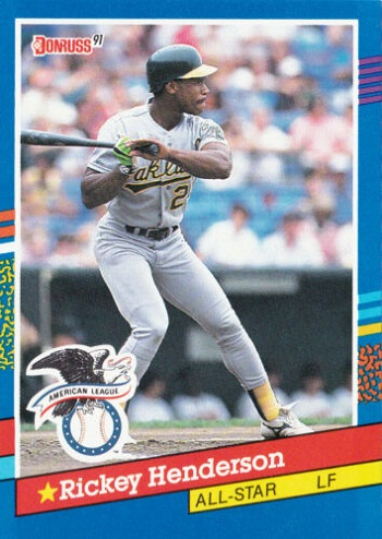 Which 1991 Donruss Baseball Cards Are Most Valuable Wax