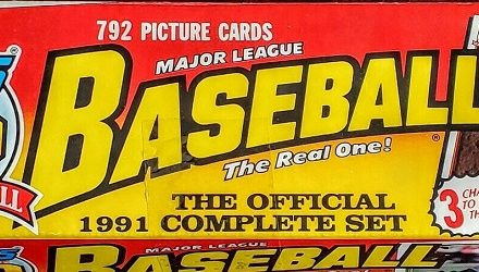 1991 Topps Baseball Cards – Overview and Value Guide