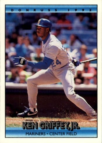 1992 Donruss Ken Griffey Jr.
