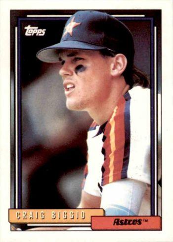 1992 Topps Craig Biggio