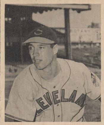 1948 Bowman Bob Feller