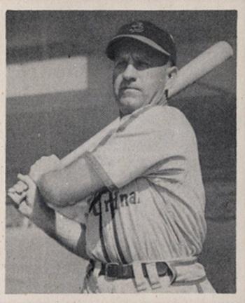 1948 Bowman Enos Slaughter