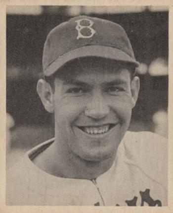 1948 Bowman Pete Reiser SP