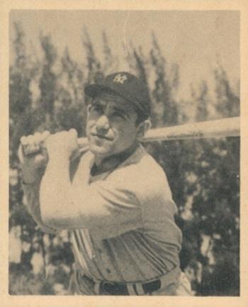 1948 Bowman Yogi  Berra