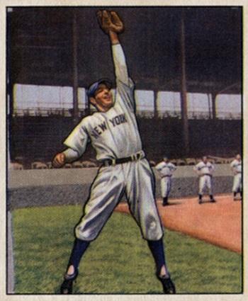 1950 Bowman Phil Rizzuto