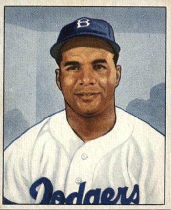 1950 Bowman Roy Campanella