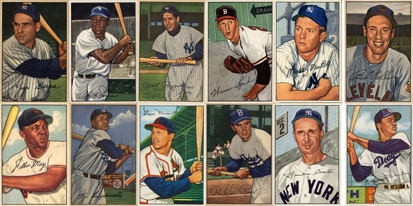 1952 Bowman Baseball Cards — 12 Most Valuable