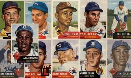 1953 Topps Baseball Cards – 11 Most Valuable