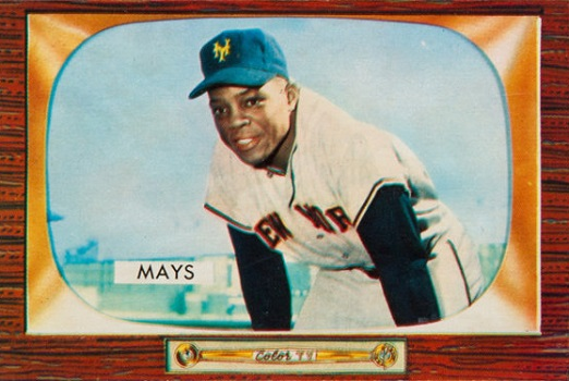 How Old Is Willie Mays?