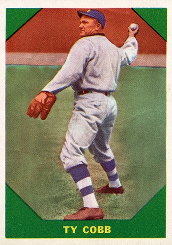 1960 Fleer Ty Cobb