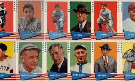 1961 Fleer Baseball Cards – 12 Most Valuable
