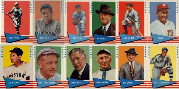 1961 Fleer Baseball Cards – 12 Most Valuable