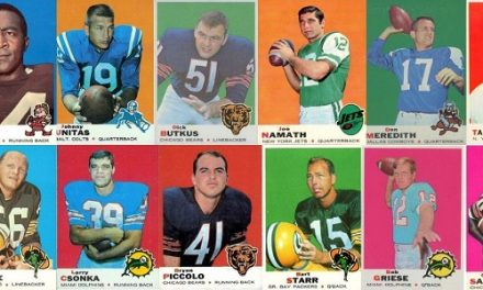 1969 Topps Football Cards – 12 Most Valuable