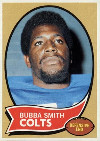 1970 Topps Bubba Smith