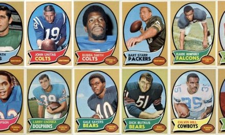 1970 Topps Football Cards – 12 Most Valuable