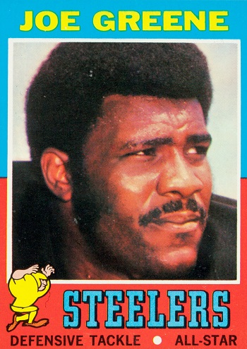 1971 Topps Joe Greene