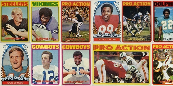 1972 Topps Football Cards – 12 Most Valuable