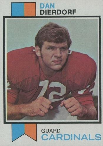 1973 Topps Dan  Dierdorf