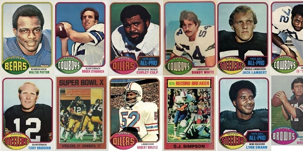 1976 Topps Football Cards – 12 Most Valuable