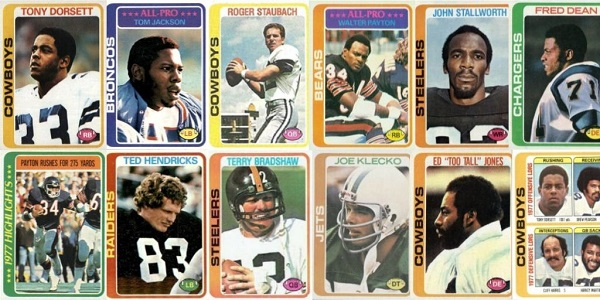 1978 Topps Football Cards – 12 Most Valuable