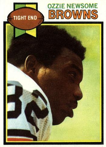 1979 Topps Ozzie Newsome