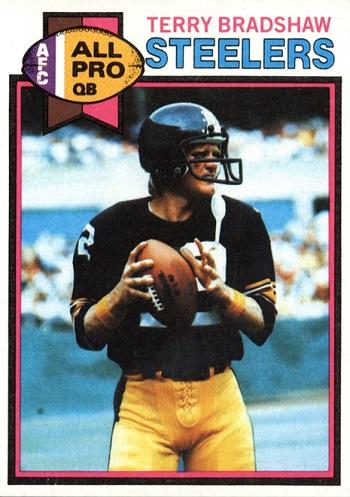 1979 Topps Terry Bradshaw