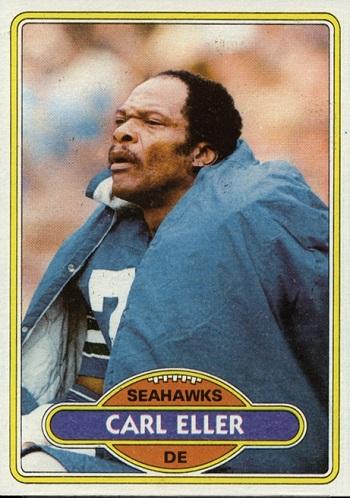 1980 Topps Carl Eller