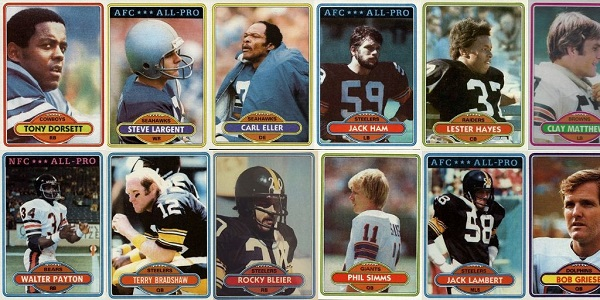 1980 Topps Football Cards – 12 Most Valuable